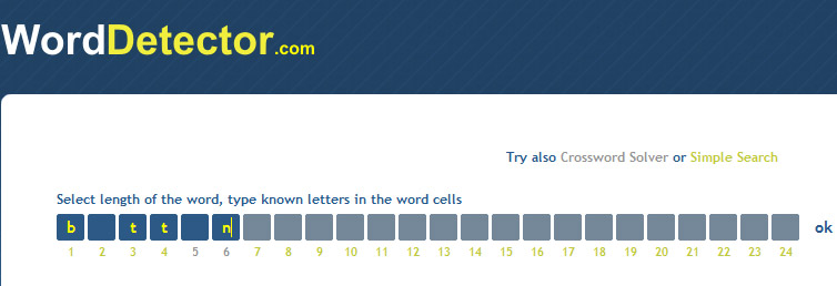 WordDetector.com - Click for fullscreen